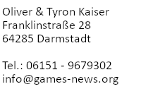 Games-News Impressum